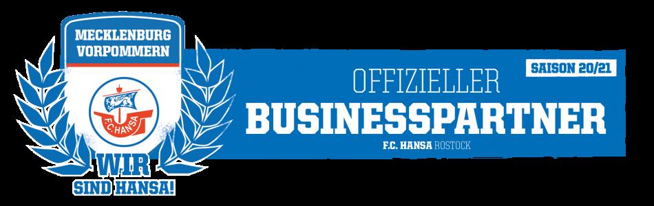 Businesspartner FC Hansa